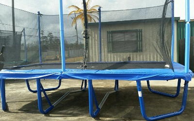 Airmaster Rectangle Trampoline