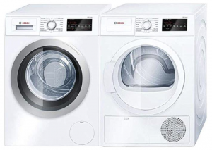 best Bosch Front Load Laundry Pair  review